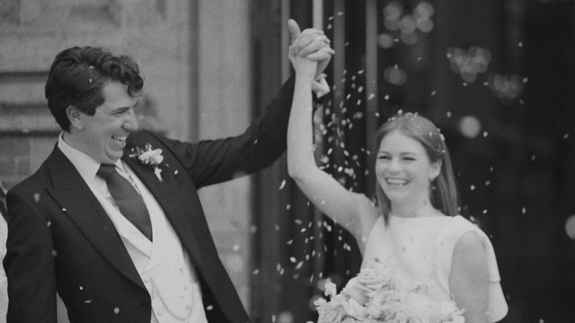 Kent Wedding Confetti